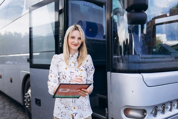 Картинка Заказ автобусов для Пассажирских перевозок по Украине